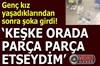 Mersin'de mağazada elle tacize uğrayan genç kız, olayı görüntüleriyle birlikte sosyal medyada...