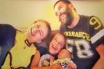 Ceyda Düvenci ve Bülent Şakrak'tan mutlu kare