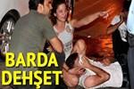 Adana'da barda dehşet: Bir kadın öldü