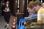 Deniz Seki'den 2500 liralık market alışverişi!