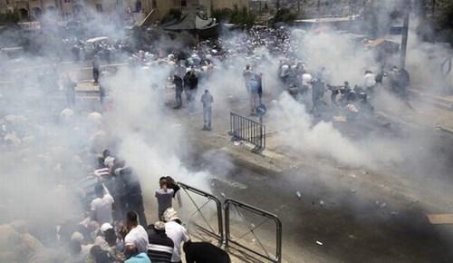 Kudüs'te Mescid-i Aksa gerilimi!