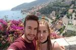 Mustafa Ceceli ile Selin İmer'den mutluluk pozları!