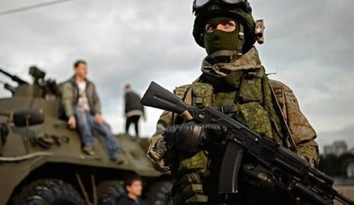 Rusya - Ukrayna sınırında gerilim!...