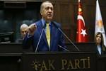 Cumhurbaşkanı Erdoğan: 'İman meselesi'