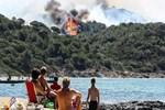 Fransa'da büyük yangın!