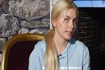 Aleyna Tilki, ayıyı boğulmaktan kurtardı