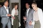 Jennifer Lopez'in romantik gecesi