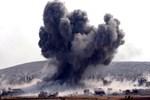 Esad sivilleri bombaladı!