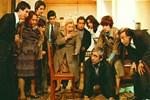 'Neşeli Günler' filminin iki oyuncusu objektiflere takıldı
