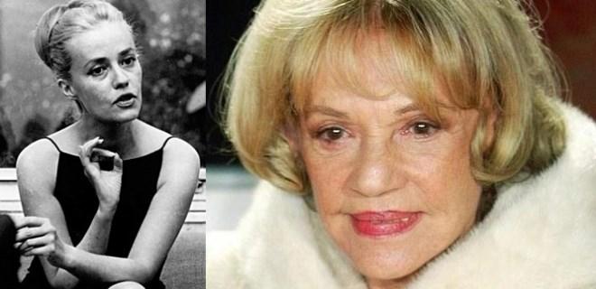 Jeanne Moreau hayata gözlerini yumdu