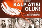 Türkiye Kartal bebek için seferber oldu