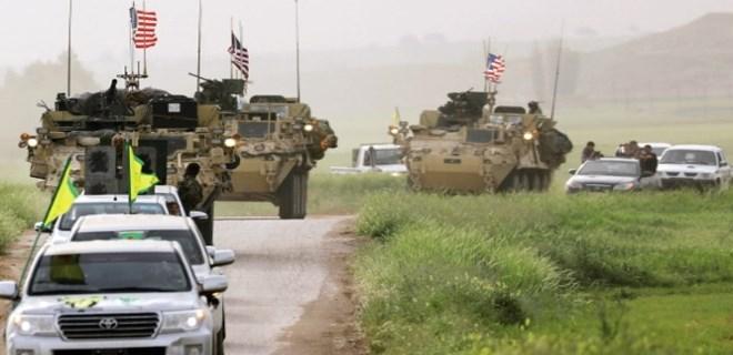 PKK'nın imdadına ABD yetişti!