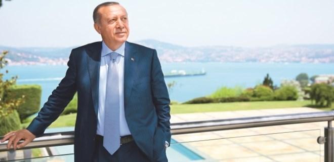 Cumhurbaşkanı Erdoğan'dan ses getiren paylaşım