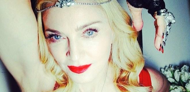 Madonna'yı bile şaşırtan haber!