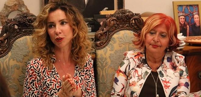 İnci Türkay Londra'da kadınlarla buluştu!