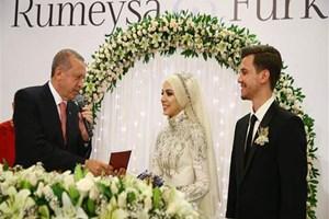 İbrahim Kalın'ın kızı evlendi
