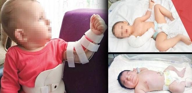Hastanede 1 bebek öldü, 7'si sakat kaldı