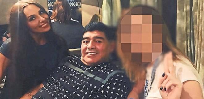 Maradona, Rusya'yı karıştırdı!