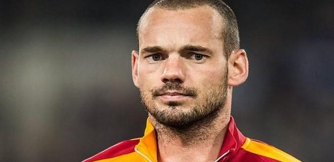 Sneijder, Galatasaray'ı sildi!