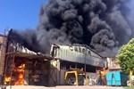 Bursa'da büyük bir yangın çıktı!...