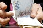 Emeklilerin maaşı 250 lira artırıldı