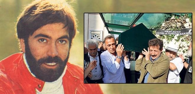 Hakan Balamir'i son yolculuğuna sevenleri uğurladı