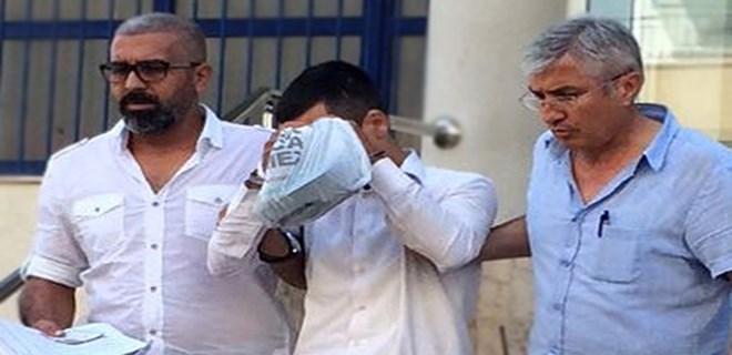 Temizlik işçisi, öğrencileri tacizden gözaltında!