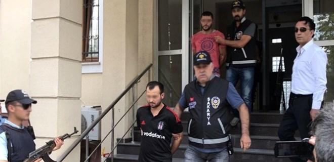 İşte Türkiye'yi sarsan cinayetin zanlıları!