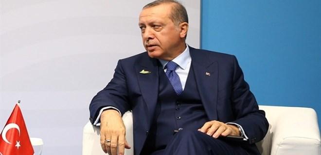 Cumhurbaşkanı Erdoğan'dan Alman gazeteciye net yanıt!