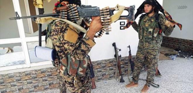 ABD'den YPG'ye silah desteği 900 TIR'ı geçti!