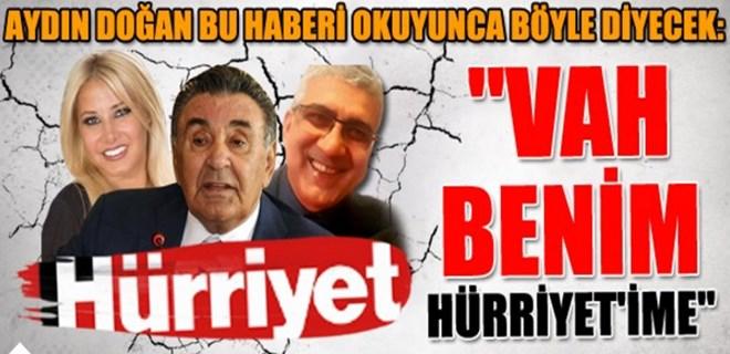 Hürriyet Magazin Müdürü Selim Akçin'in 'yuva'sını yıkan 'sanatçı' kim?