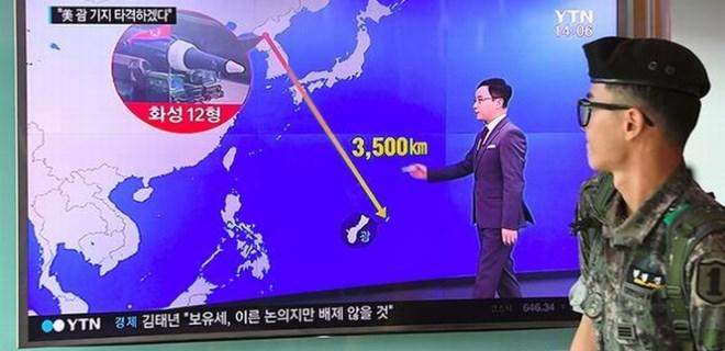 Kuzey Kore - ABD gerilimi tırmanıyor!