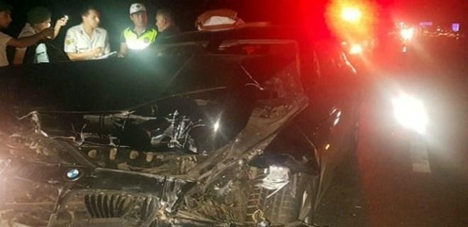 Manisa'da dehşet veren bir trafik kazası gerçekleşti!