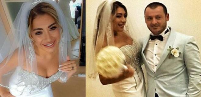 Şarkıcı Nil Karataş evlendi