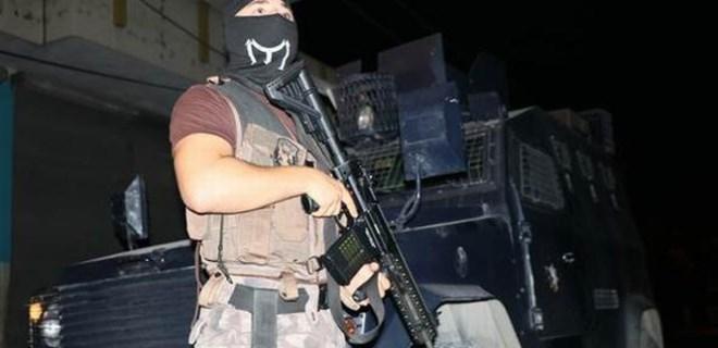 Adana'da PKK'ya şafak vakti operasyon