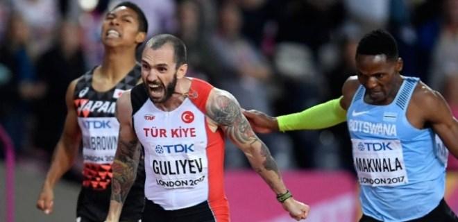 Türk spor tarihinde bir ilk