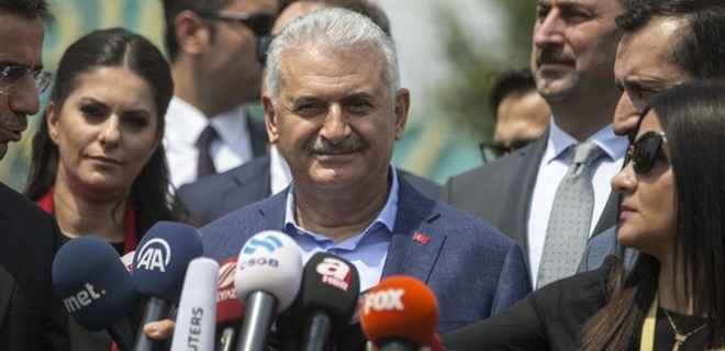 Başbakan Yıldırım'dan 'tatil' açıklaması