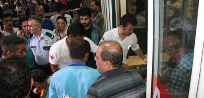 Tunceli'de çatışma!...