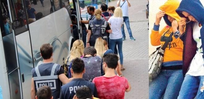 İstanbul Bakırköy'de canlı canlı fuhuş takibi!