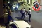 Polisten kadınlara dayak!