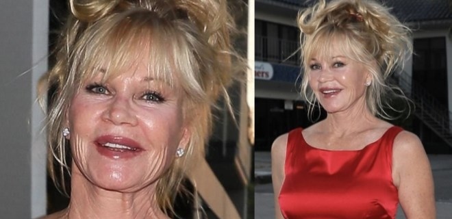 Melanie Griffith 60 yaşına bastı!