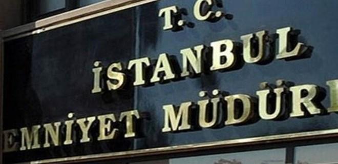 İstanbul Emniyeti'nde flaş görev değişimi