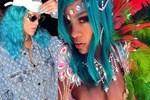 Rihanna yeni imajıyla olay yarattı