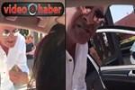 Bodrum Xuma Beach Club'da vale kadına saldırdı!