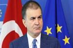AB Bakanı Çelik'ten flaş açıklamalar!