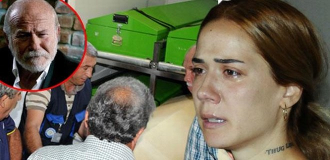 Kuzey Vargın'ın cenazesi İstanbul'a götürüldü