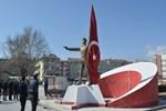 Şehit Ömer Halisdemir'in Niğde'deki heykeli yeniden yapılacak