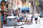 İşte Barcelona'yı kana bulayan Faslı!