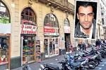 Ercan teröristleri içeri sokmadı!