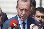 Erdoğan'dan gazeteciye 'çocuk' sorusu